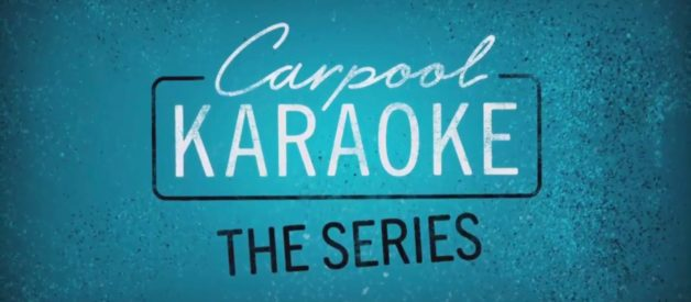 Primo teaser trailer per Carpool Karaoke The Series