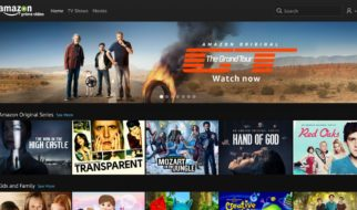 Amazon Prime Video su Apple TV