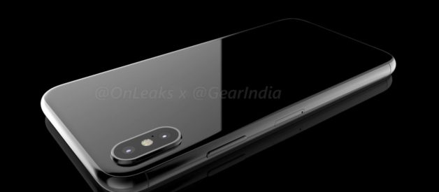 nuovo render di iPhone 8