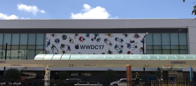 Inizia l'allestimento del McEnery Convention Center per la WWDC 2017